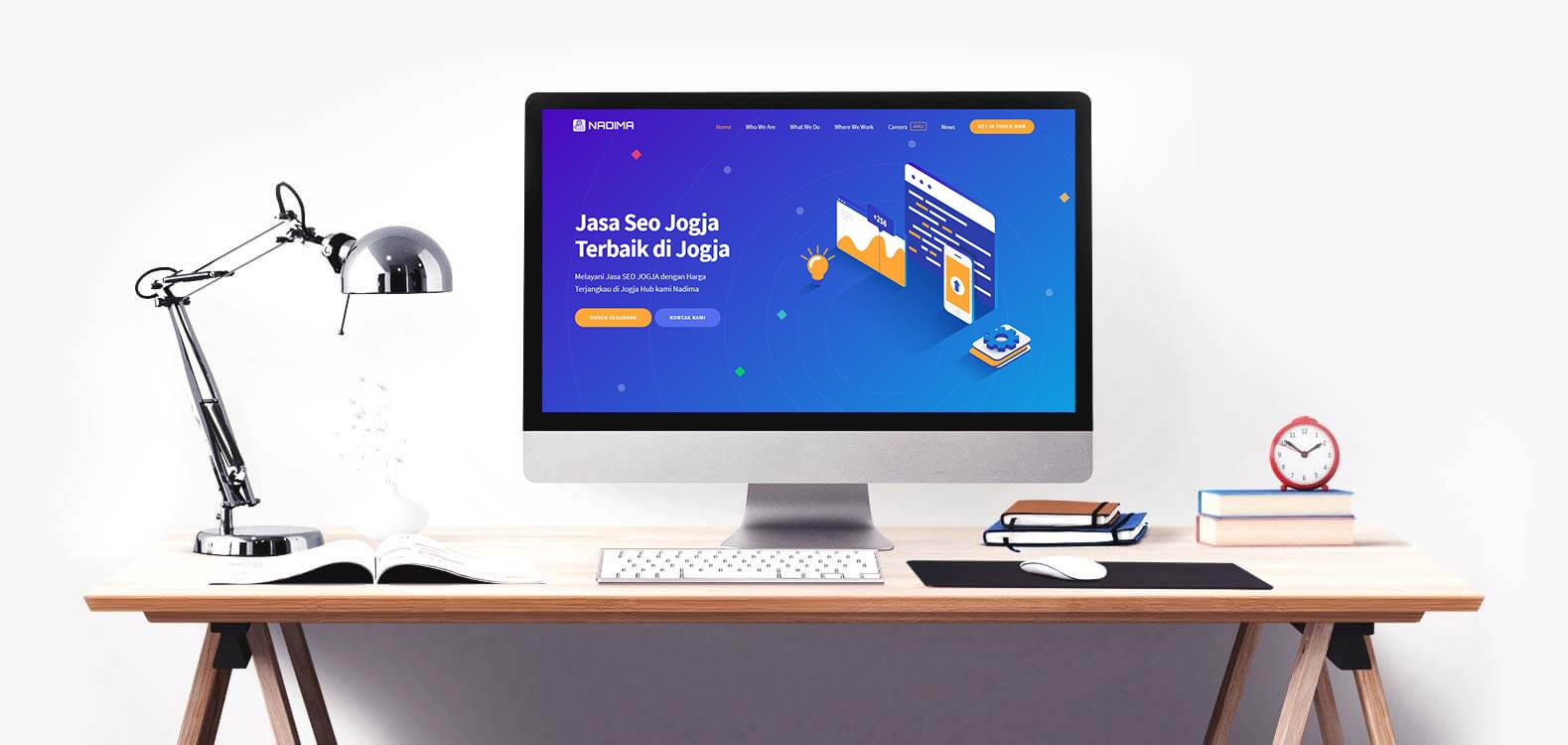 Jasa Pembuatan Website Klaten