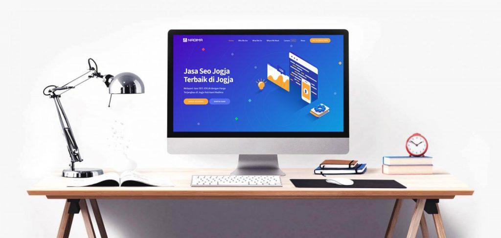 Jasa Pembuatan Website Banjarnegara 0822-4218-3706